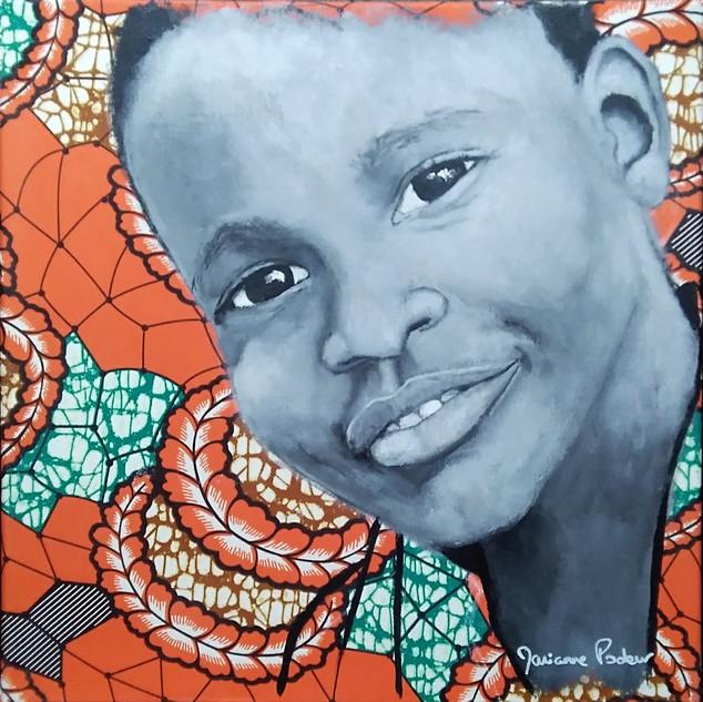 Enfant Brazzaville