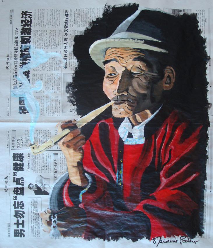 CHINE - Méditation