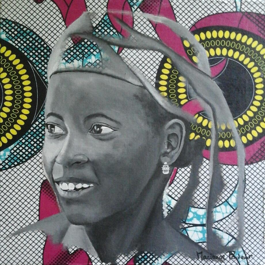 Fillette Mali