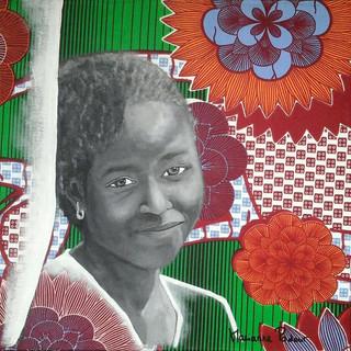 Fillette Sénégal