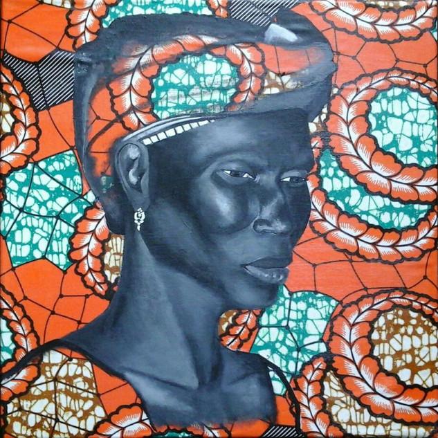 Femme Cameroun