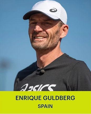 Enrique guldberg Asics