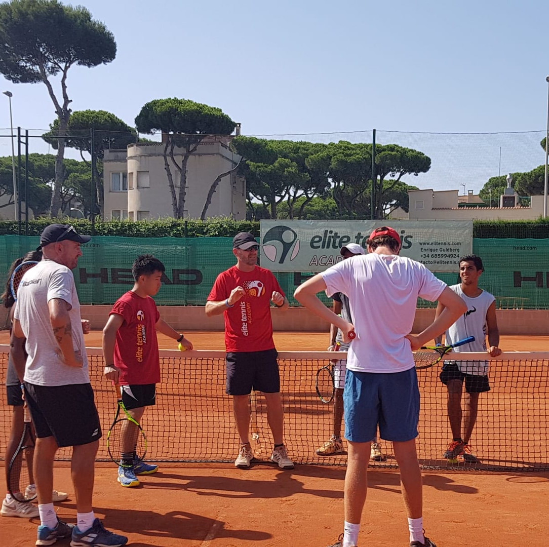 Elite Tennis Academy Summer Camps