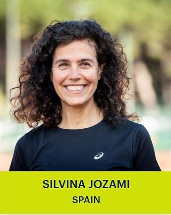 Silvina Jozami Asics