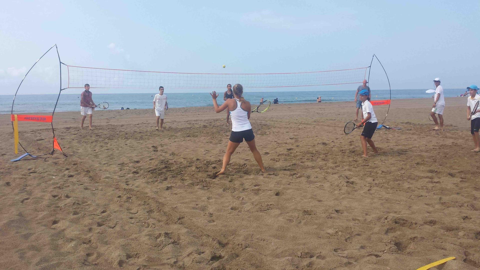 Tennis, Beach & Fun