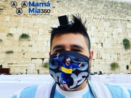 Maradona: El boom del marketing deportivo