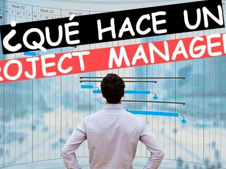 ¿Qué es un Project Manager? Funciones