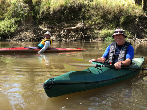 Pete & Blogs, Ovens River Stage 3