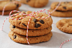 COCO-NUT BUTTER CHOCOLATE CHIP COOKIES