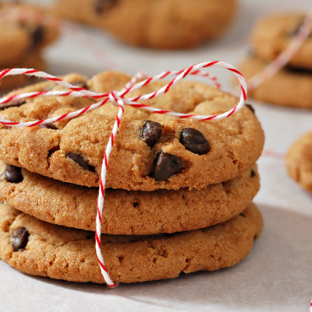 Finds: Grandma's Chocolate Chip Cookies
