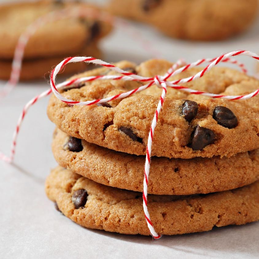 Atelier Le vrai Cookie Américain