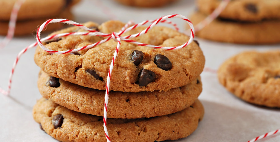 Chocolate Chip Cookies (pack of 8)