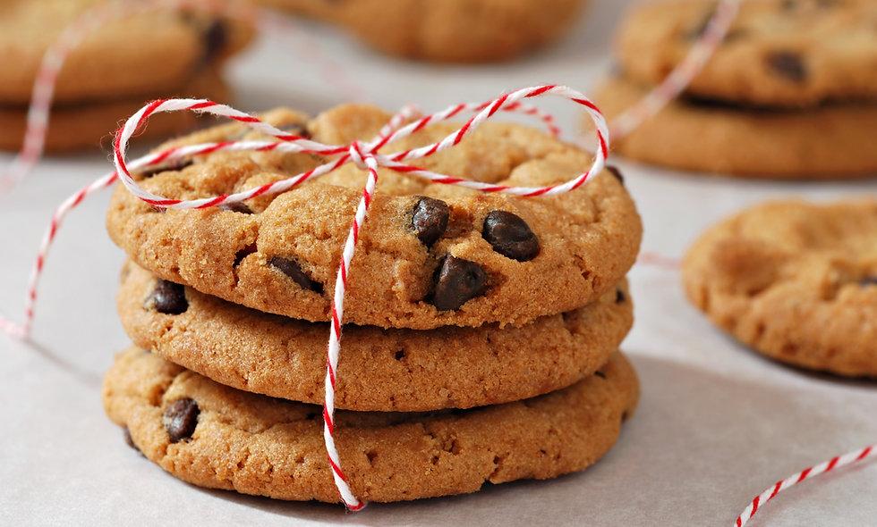 Chocolate Chip Keto Cookie