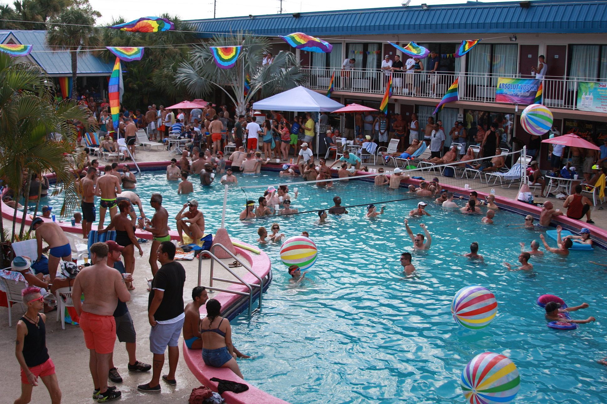 Gay Resorts in Key West Florida