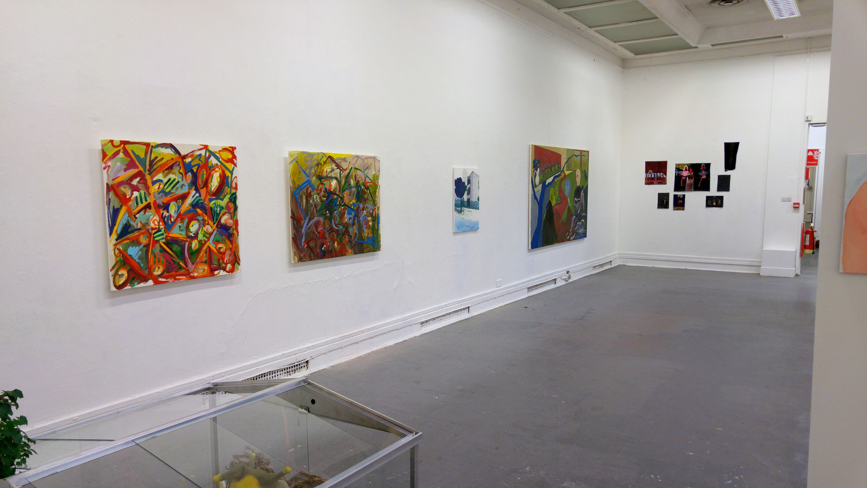 Jonathan Hurry, Zara Idelson, Jazmin Donaldson, Lara Shahnavaz