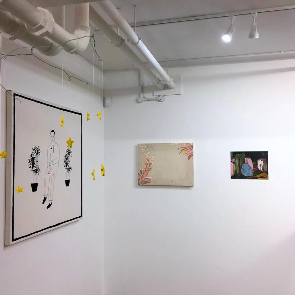 Orfeo Tagiuri, John Izatt-Lowry, Ava Ravich, Farnaz Gholami