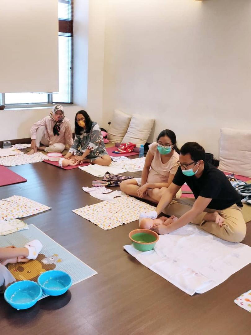 Breastfeeding and Newborn Care