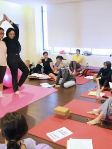 Training Day : Couple Yoga