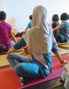 Fertility / Womb Yoga