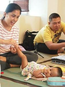 Baby Massage Class