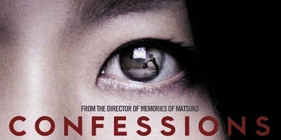 Movie Night: Kokuhaku (Confessions)
