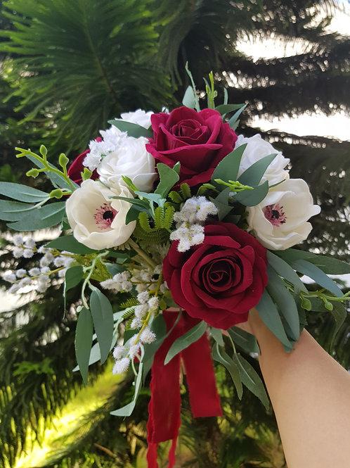 Faux Flora Bouquet