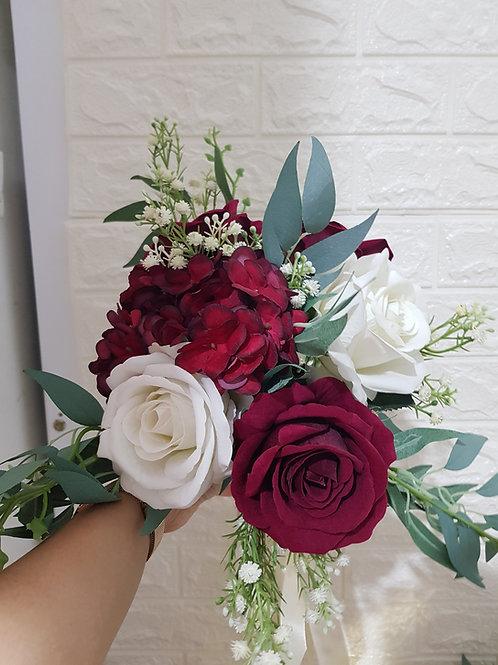 Faux Flora Bouquet Design C