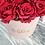 Thumbnail: Hot Air Balloon Flower Bucket (Faux Roses)