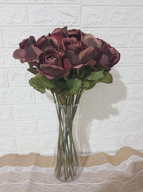 Vintage Roses (20 Stalks)