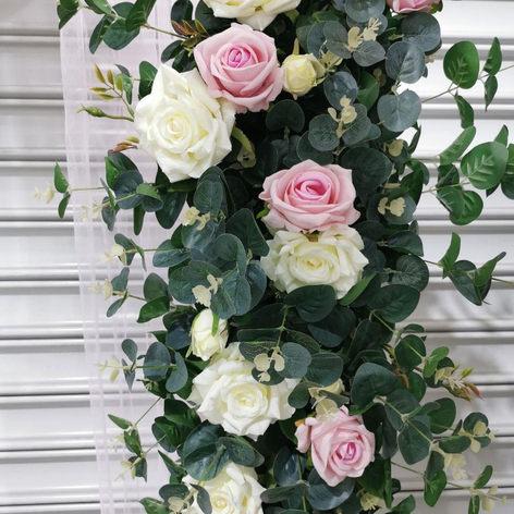 JCRAFTYOUREVENTS_Faux Floral Closeup Pin