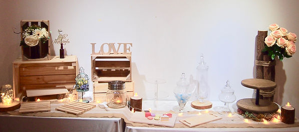 Jcraftyourevents Dessert Table Styling