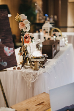 Reception Deco By Jcraftyourevents