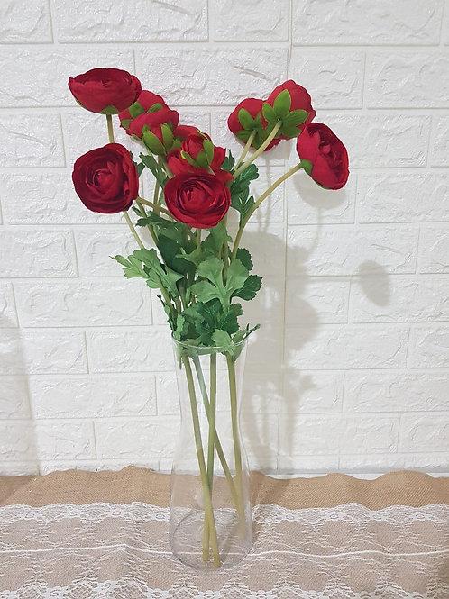 Red Roses (3 Stalks)