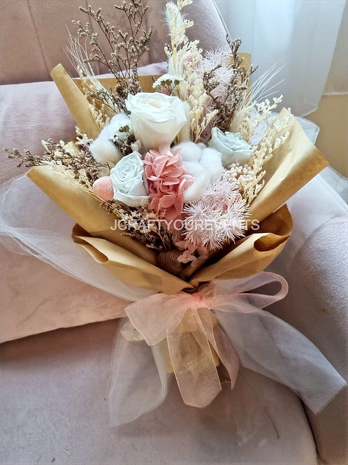 Preserved Bloom Bouquet