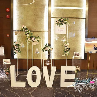 Jcraftyourevents_White Stands with LOVE.