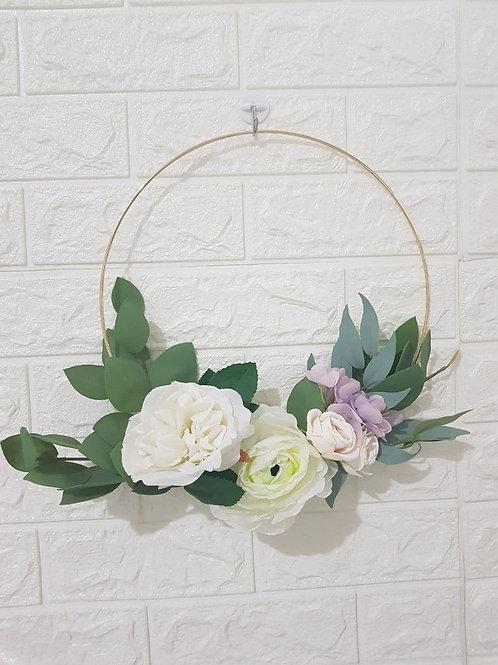 Flower Wreath (One Piece)