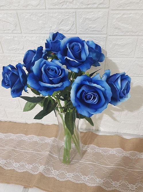 Blue Roses (8 Stalks)