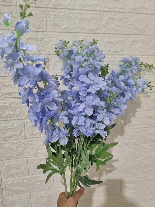 Blue Delphinium(6 Stalks)