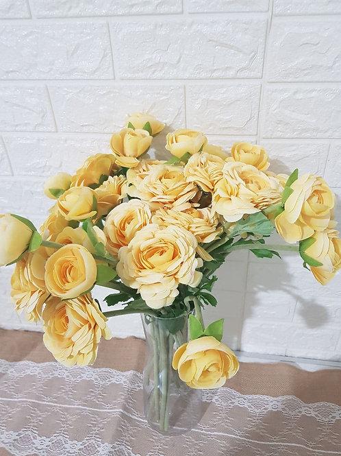 Yellow Roses (16 stalks)
