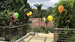 Jcraftyourevents_Hawaii Birthday Stairwa