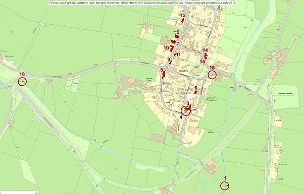 Figure 8.1 - Local Heritage List- buildi