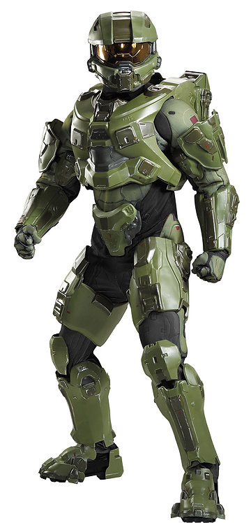 Men's Master Chief Ultra Prestige Costume - Halo