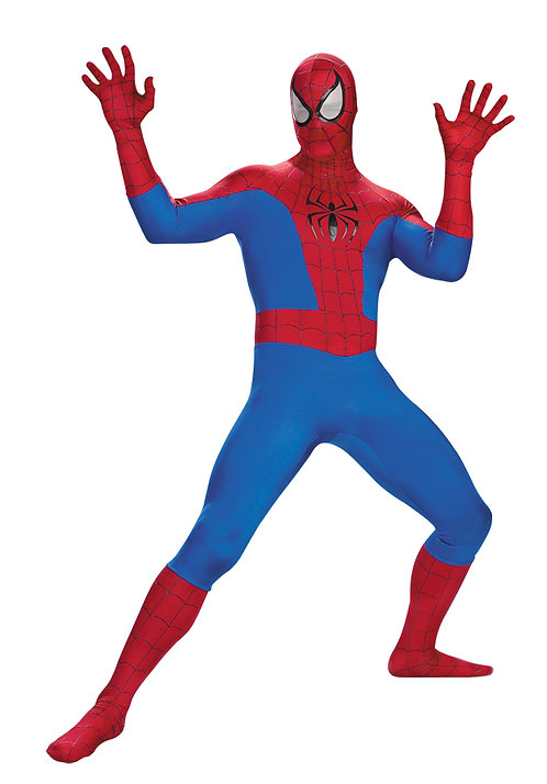 SPIDERMAN DLX COSTUME