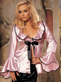 2 Pc BabyDoll and Chemise set
