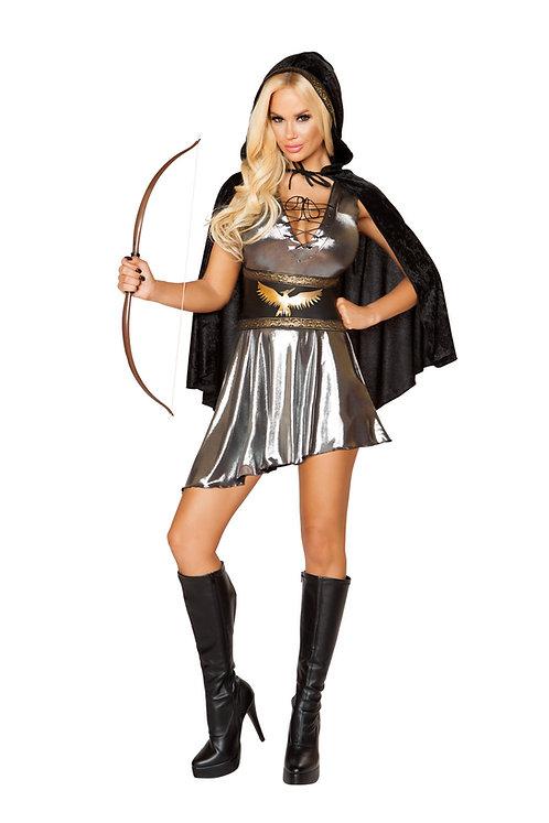 3 PC. Huntress Costume