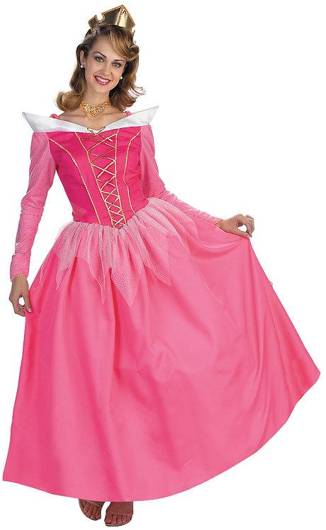 Women's Aurora Prestige Costume - Sleeping Beauty