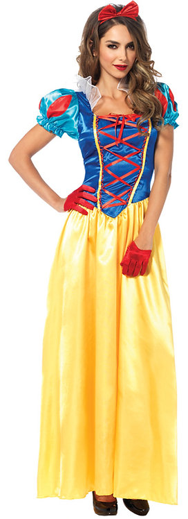 SNOW WHITE CLASSIC 2 PC COSTUME