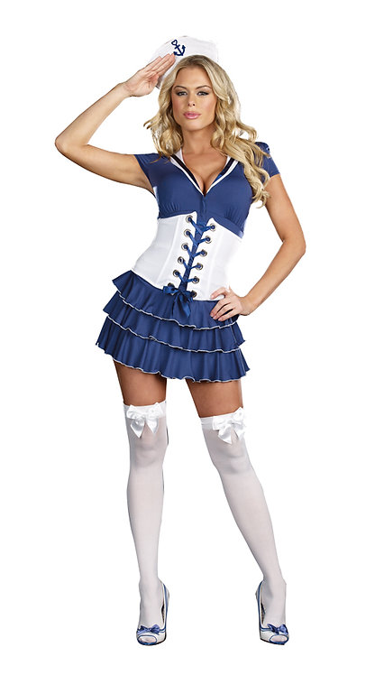 SHES ON SAIL COSTUME