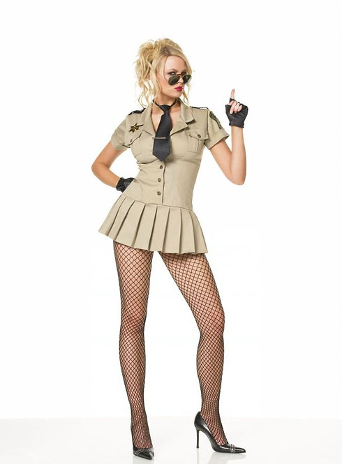 SHERIFF DRESS COSTUME