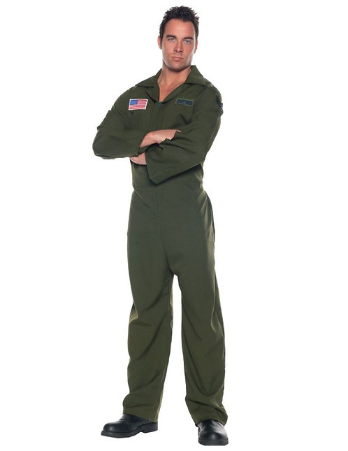 Airforce Jumpsuit  COSTUME